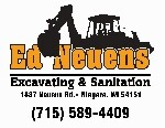 Ed Neuens & Son Excavating & Sanitation Service