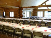 Keyes Peak Ski Lodge Banquet Hall